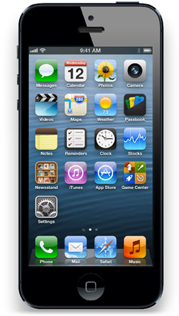 Apple iPhone 5 4G LTE